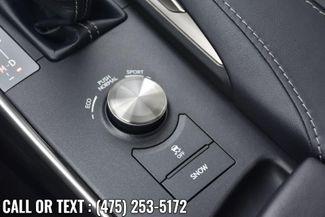 2017 Lexus IS 300 F Sport IS 300 F Sport AWD Waterbury, Connecticut 35