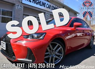2017 Lexus IS 300 F Sport IS 300 F Sport AWD Waterbury, Connecticut