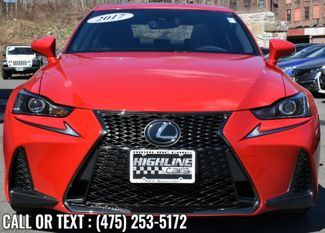 2017 Lexus IS 300 F Sport IS 300 F Sport AWD Waterbury, Connecticut 7