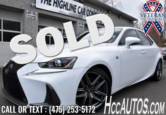 2017 Lexus IS 350 IS 350 AWD Waterbury, Connecticut