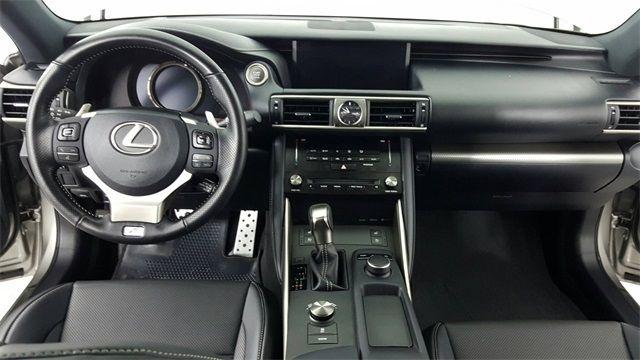 2017 Lexus IS 200t F Sport in McKinney, Texas 75070
