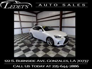 2017 Lexus IS Turbo  - Ledet's Auto Sales Gonzales_state_zip in Gonzales