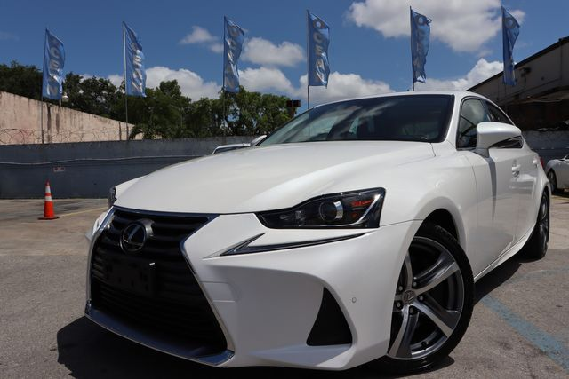 2017 Lexus IS Turbo in Miami, FL 33142