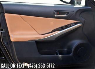 2017 Lexus IS Turbo IS Turbo RWD Waterbury, Connecticut 23