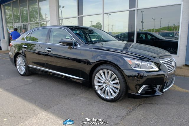 2017 Lexus Ls 460 L Sticker Price New Was 89 000 In Memphis Tennessee 38115