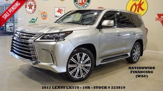 2017 Lexus LX 570 HUD,ROOF,NAV,F&SIDE CAM,REAR DVD,MARK LEVINSON,... in Carrollton TX, 75006