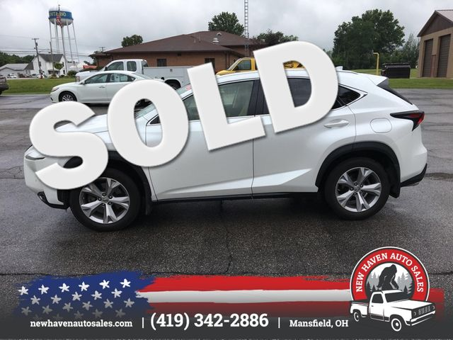 2017 Lexus NX 200T AWD in Mansfield, OH 44903