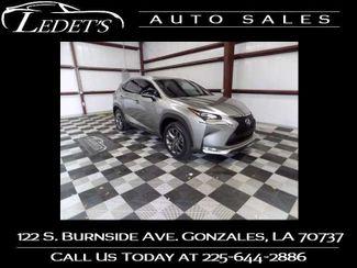 2017 Lexus NX Turbo F Sport  - Ledet's Auto Sales Gonzales_state_zip in Gonzales