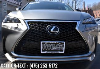 2017 Lexus NX Turbo F Sport NX Turbo F Sport AWD Waterbury, Connecticut 10