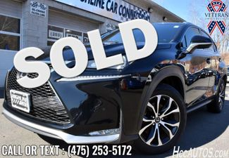 2017 Lexus NX Turbo F Sport NX Turbo F Sport AWD Waterbury, Connecticut