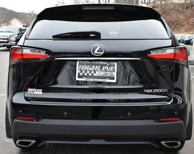2017 Lexus NX Turbo NX Turbo AWD Waterbury, Connecticut 6