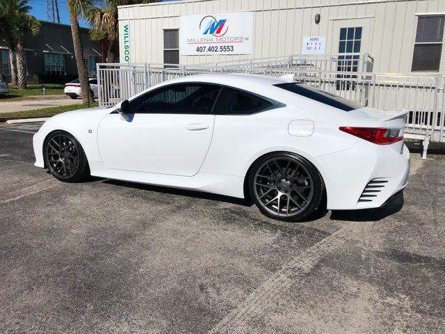 2017 Lexus RC 350 F Sport Longwood, FL 1