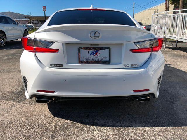 2017 Lexus RC 350 F Sport Longwood, FL 4