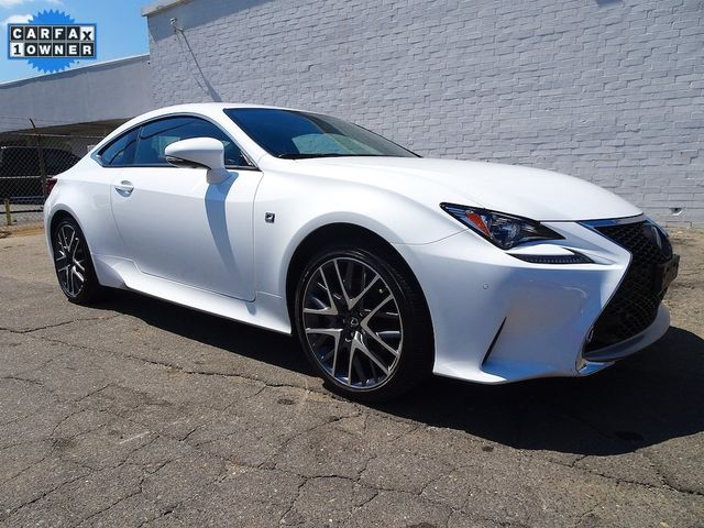 2017 Lexus RC 300 Madison, NC 1