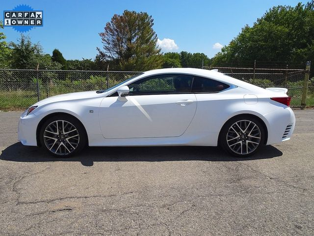 2017 Lexus RC 300 Madison, NC 5