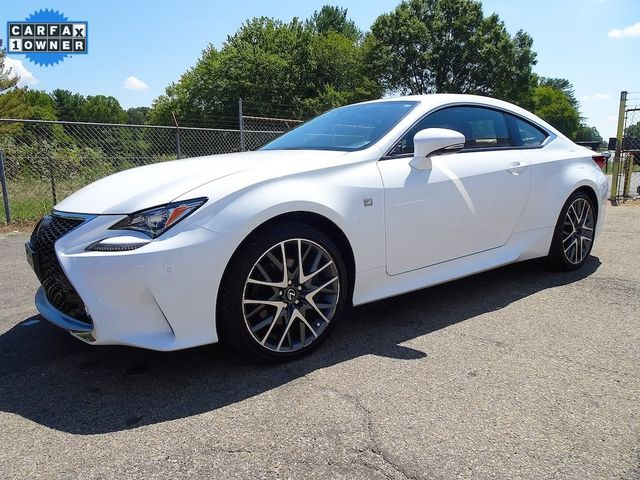 2017 Lexus RC 300 Madison, NC 6