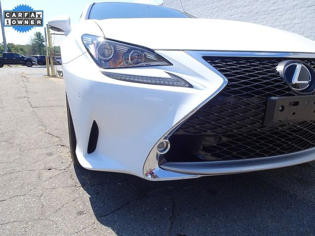 2017 Lexus RC 300 Madison, NC 8