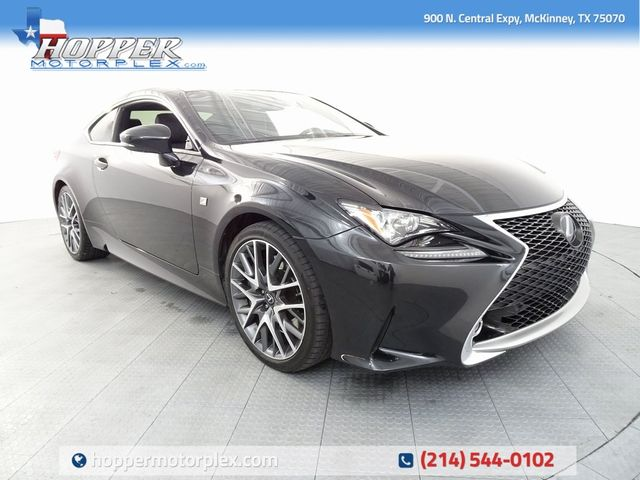 2017 Lexus RC 350 in McKinney, Texas 75070