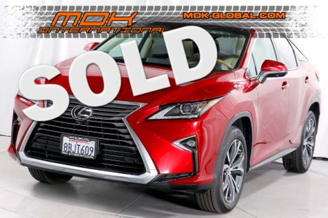 2017 Lexus RX 350 - Panoramic roof - Nav - M/L Sound - 360 view in Los Angeles