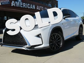 2017 Lexus RX 350 F Sport AWD | Houston, TX | American Auto Centers in Houston TX