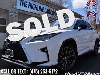 2017 Lexus RX 350 F Sport RX 350 F Sport AWD Waterbury, Connecticut