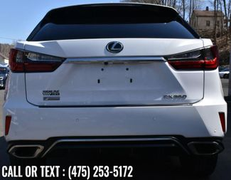 2017 Lexus RX 350 F Sport RX 350 F Sport AWD Waterbury, Connecticut 6