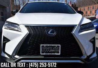2017 Lexus RX 350 F Sport RX 350 F Sport AWD Waterbury, Connecticut 7