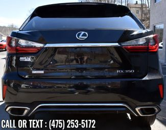 2017 Lexus RX 350 F Sport RX 350 F Sport AWD Waterbury, Connecticut 4