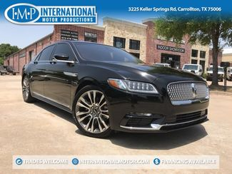2017 Lincoln Continental Reserve in Carrollton, TX 75006