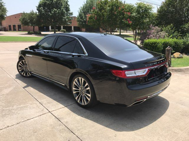2017 Lincoln Continental Reserve ONE OWNER in Carrollton, TX 75006