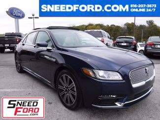2017 Lincoln Continental Reserve AWD 2.7L V6 in Gower Missouri, 64454