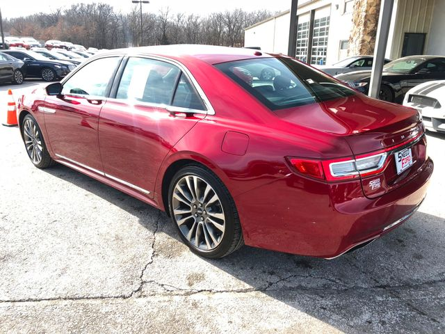 2017 Lincoln Continental Reserve AWD 3.0L V6 in Gower Missouri, 64454