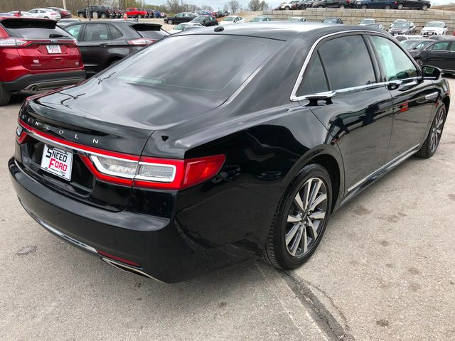 2017 Lincoln Continental Livery AWD in Gower Missouri, 64454