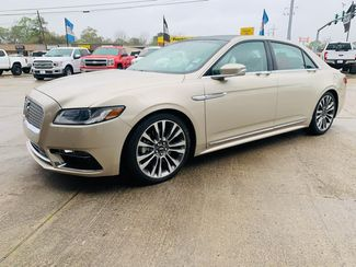2017 Lincoln Continental Reserve  city Louisiana  Billy Navarre Certified  in Lake Charles, Louisiana