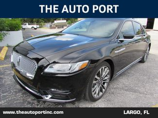 2017 Lincoln Continental Select W/NAVI in Largo, Florida 33773