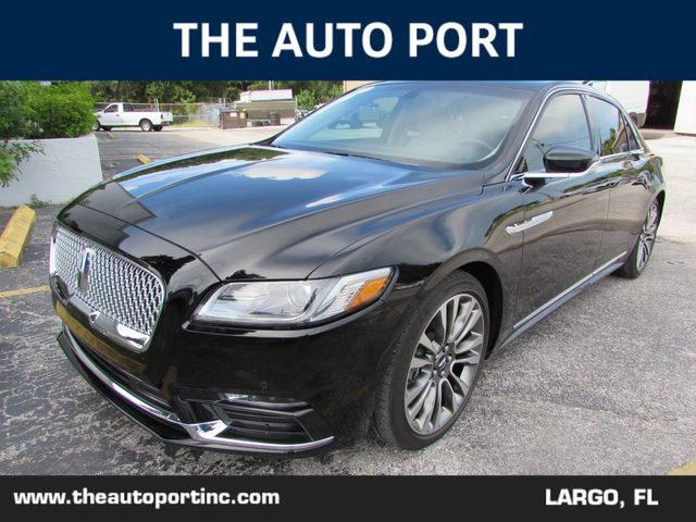 2017 Lincoln Continental Select W/NAVI in Largo, Florida 33773
