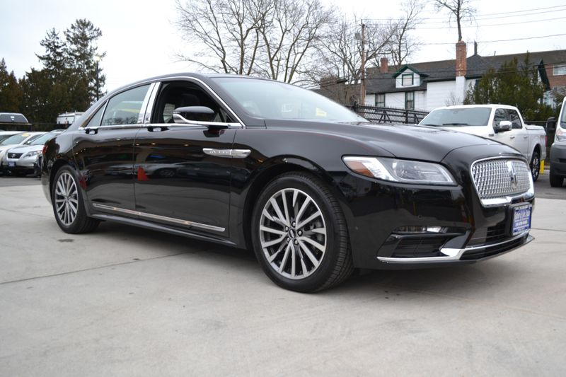 2017 Lincoln Continental Select  city New  Father  Son Auto Corp   in Lynbrook, New