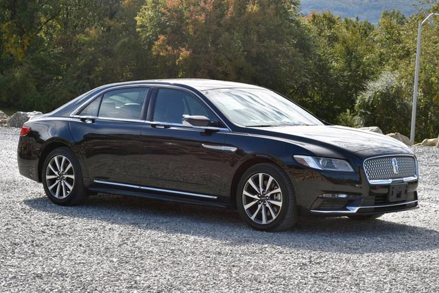 2017 Lincoln Continental Naugatuck, Connecticut 6
