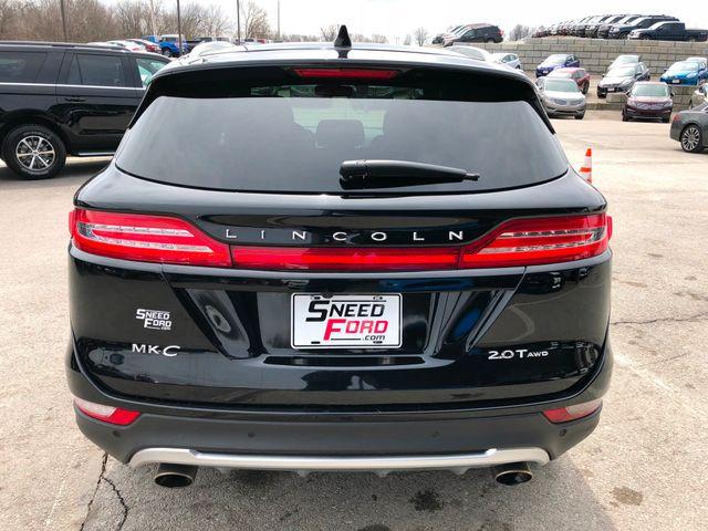 2017 Lincoln MKC Premiere AWD 2.0L I4 in Gower Missouri, 64454