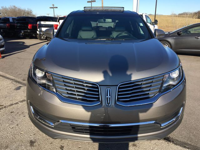 2017 Lincoln MKX Reserve AWD 2.7L V6 in Gower Missouri, 64454