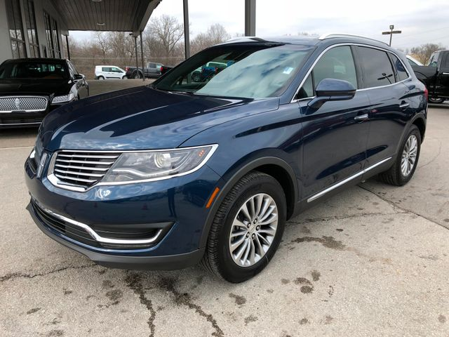 2017 Lincoln MKX Select 2.7L V6 in Gower Missouri, 64454