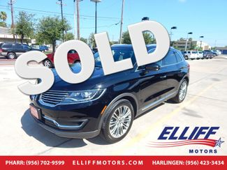 2017 Lincoln MKX Reserve in Harlingen, TX 78550