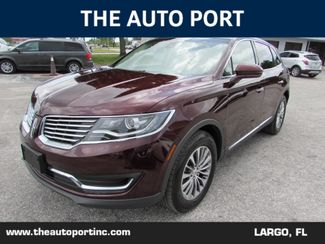 2017 Lincoln MKX Select W/NAVI AWD in Largo, Florida 33773