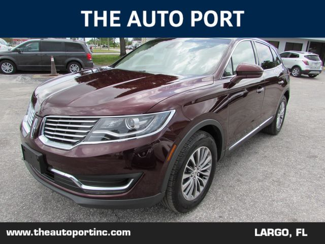 2017 Lincoln MKX Select W/NAVI AWD