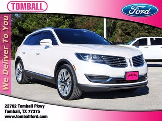 2017 Lincoln MKX Reserve in Tomball, TX 77375