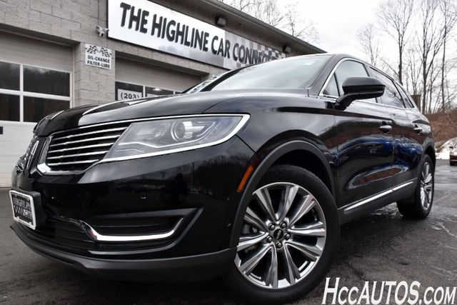 2017 Lincoln MKX Reserve Waterbury, Connecticut