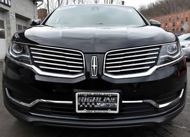 2017 Lincoln MKX Reserve Waterbury, Connecticut 9