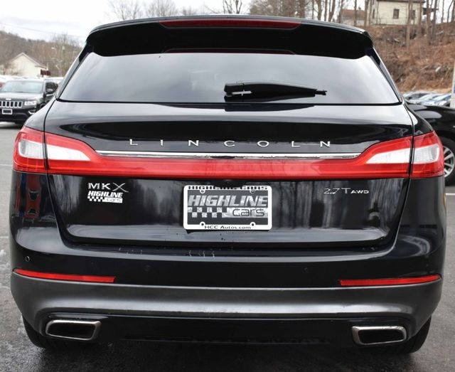 2017 Lincoln MKX Reserve Waterbury, Connecticut 5