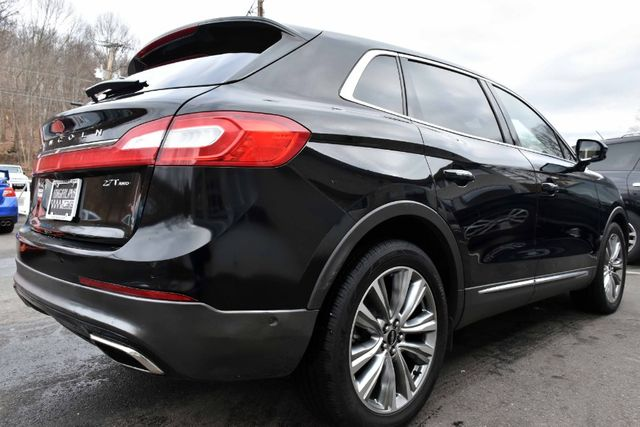 2017 Lincoln MKX Reserve Waterbury, Connecticut 6