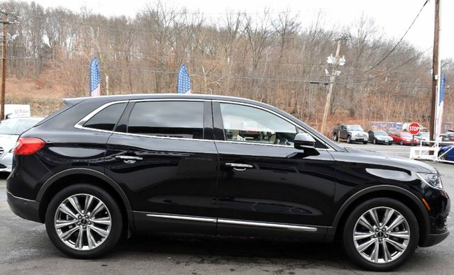 2017 Lincoln MKX Reserve Waterbury, Connecticut 7